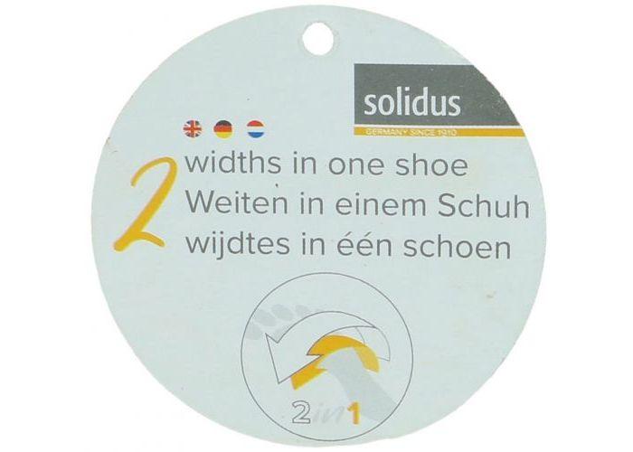 Solidus 39032-01078 KIBU laarzen zwart
