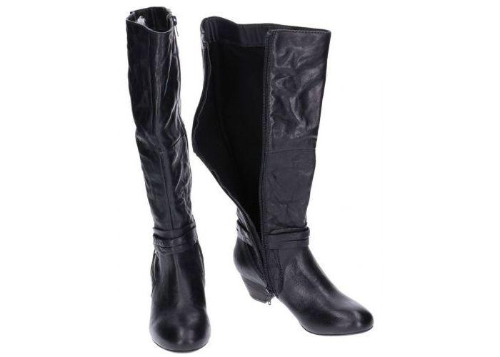 Spm KA11962735-B-004 laarzen zwart