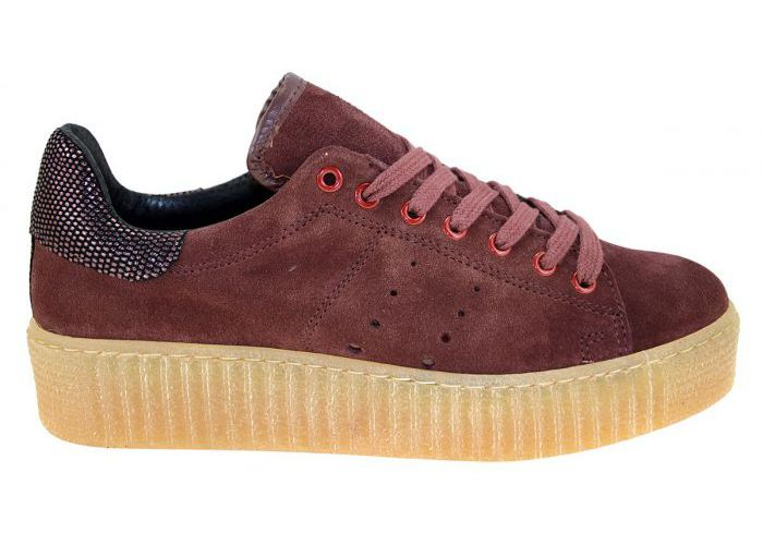 Damesschoenen Tango Shoes SNEAKER-SPORTIEF Emma 1-r Bordeaux