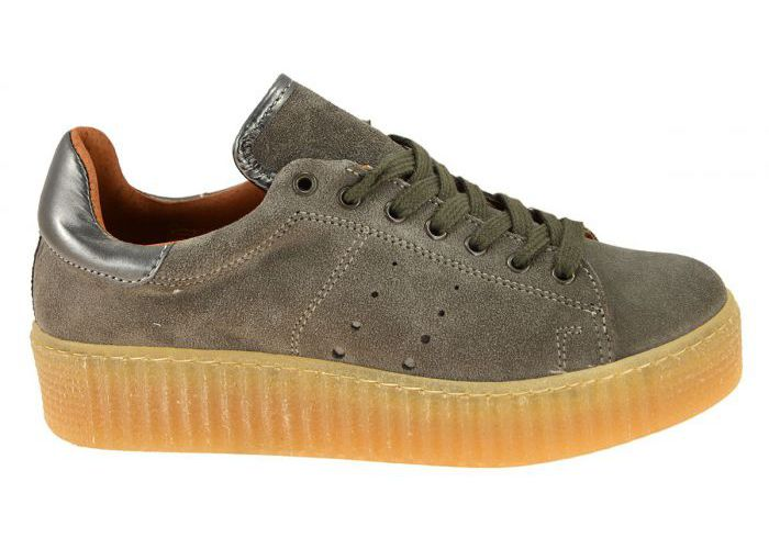 Tango Shoes 6450 sneaker-sportief taupe donker