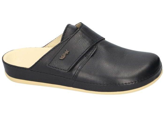 Vital 670 pantoffels & slippers zwart