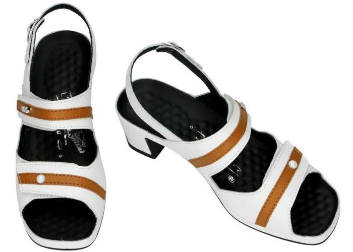 Vital 942 JOY sandalen wit