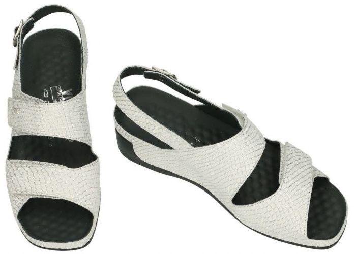 Vital 186501 TINA sandalen wit