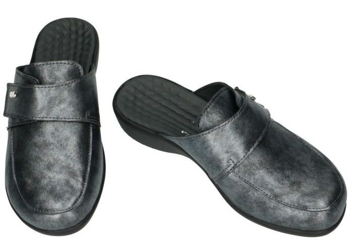 Vital 18853 KARIN slippers & muiltjes grijs