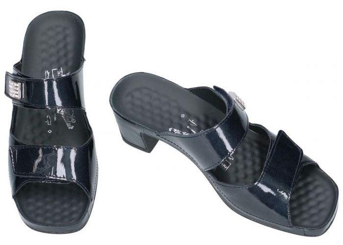 Vital 139556 JOY slippers & muiltjes blauw donker