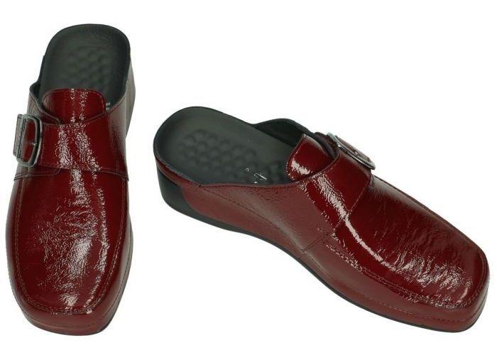 Vital 996845 TINA slippers & muiltjes bordeaux