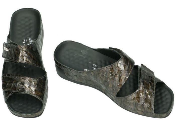 Vital 23603 TINA slippers & muiltjes brons