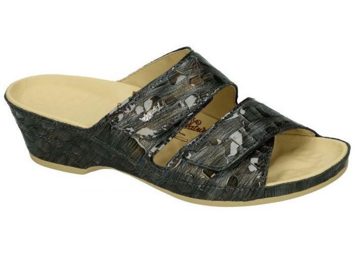Vital 23543 EVA slippers & muiltjes grijs  donker
