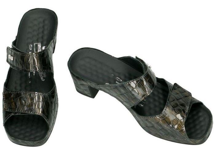 Vital 23903 JOY slippers & muiltjes grijs  donker