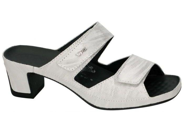 Vital 14901 JOY  slippers & muiltjes off-white/ecru/parel