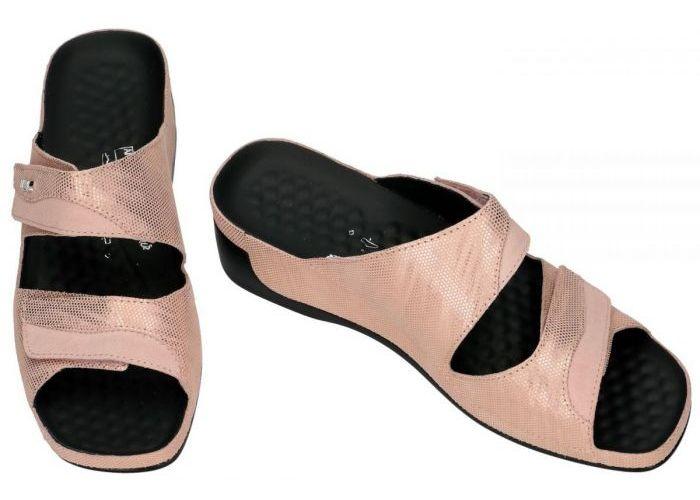 Vital 146393 TINA slippers & muiltjes roze