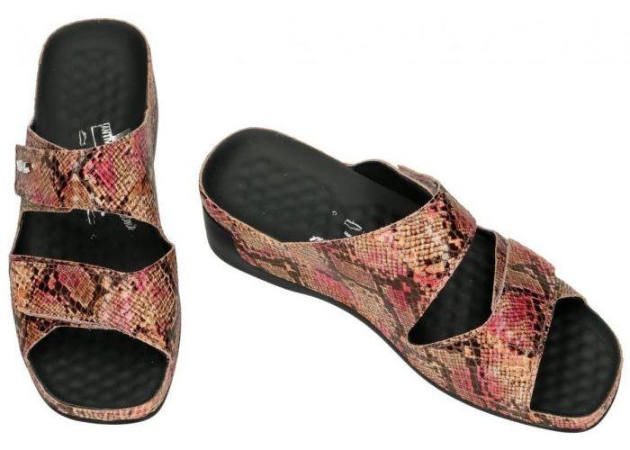 Vital 24609 TINA slippers & muiltjes roze
