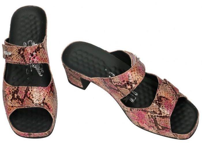 Vital 24909 JOY slippers & muiltjes roze