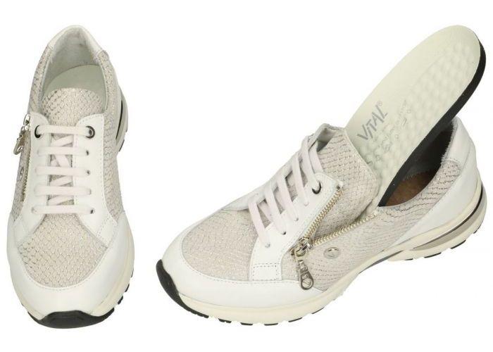 Vital 76001-2 CHAMPION sneakers  off-white/ecru/parel