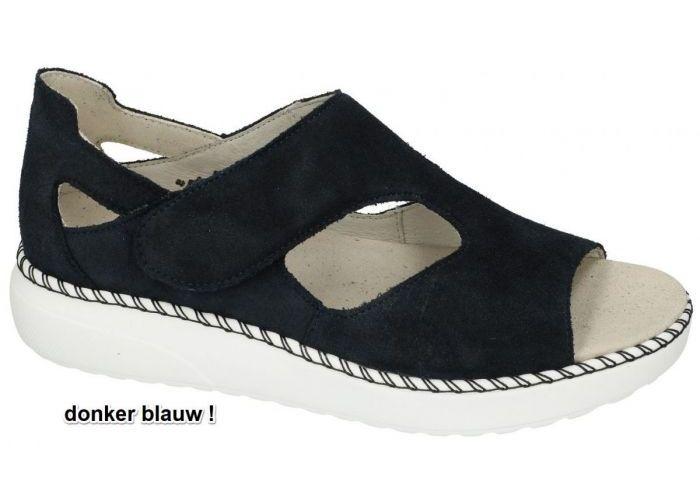 Waldlaufer 731802 130 021 H-VERA sandalen blauw donker