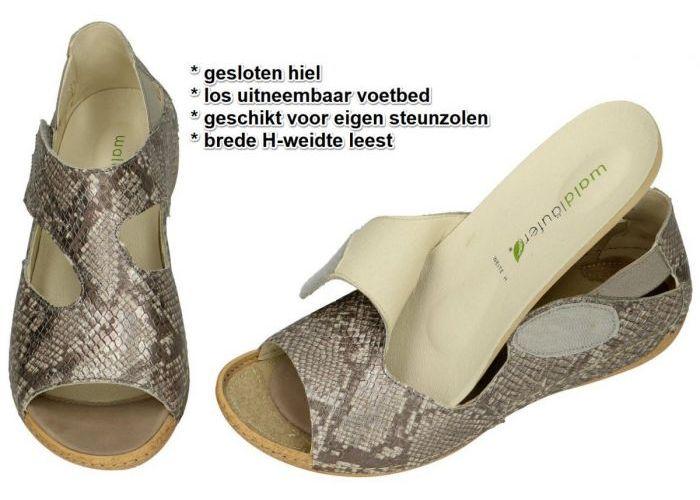 Waldlaufer 342004 179 060 HELIETT sandalen brons