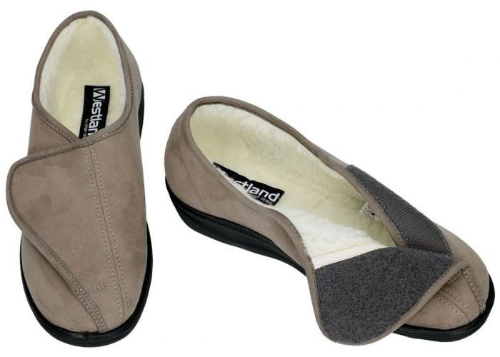 Westland 28905 NICE 105 pantoffels beige