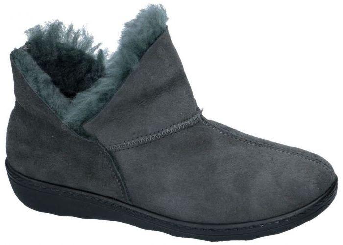 Westland 29102 AVIGNON 102 pantoffels grijs  donker
