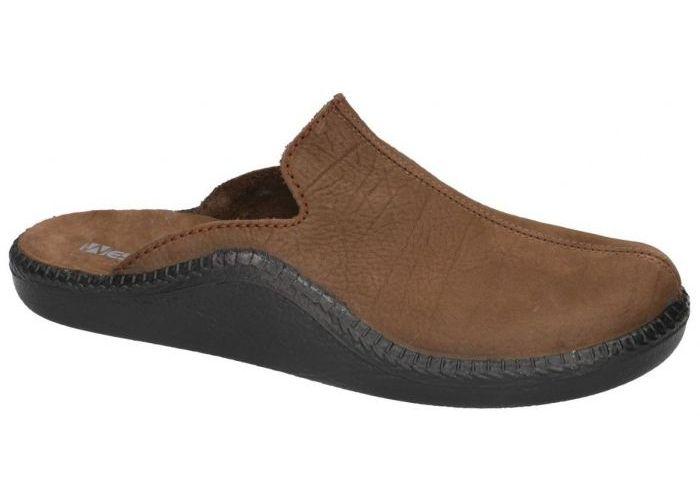 Westland 20601 MONACO 202 pantoffels & slippers bruin
