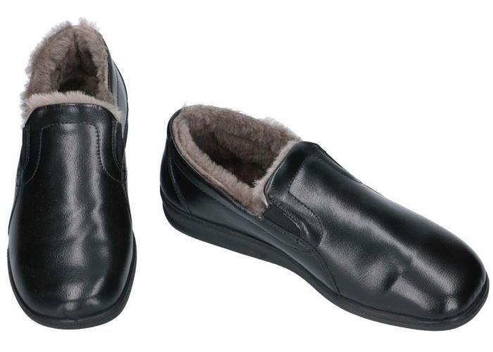 Westland 15567 BELFORT 67 pantoffels & slippers zwart