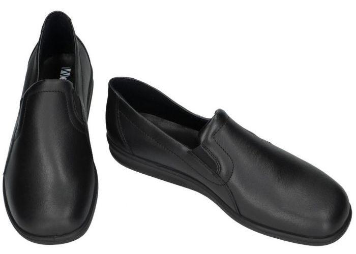 Westland 15588 BELFORT 88 pantoffels & slippers zwart