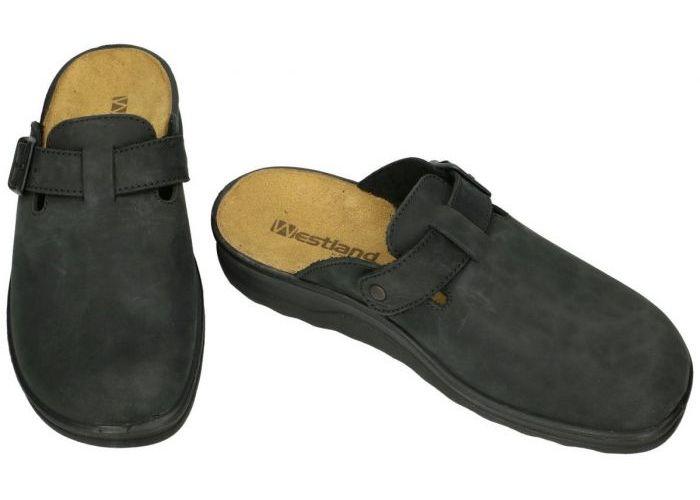Westland 26265 METZ 265 pantoffels & slippers zwart