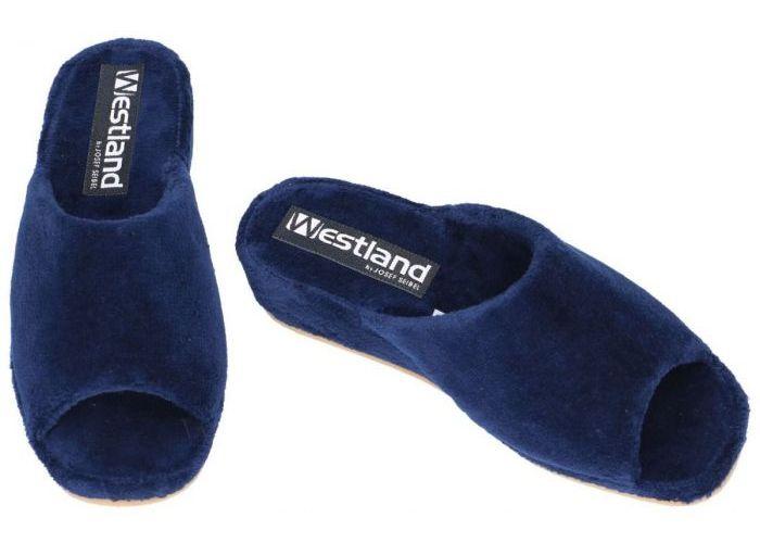Westland 17800 MARSEILLE slippers & muiltjes blauw donker