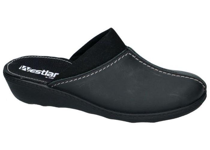 Westland 29302 Avignon 302 slippers & muiltjes zwart