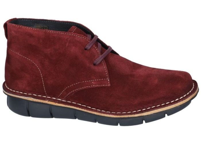 Damesschoenen Wolky BOTTINES 0839740 WILNA Bordeaux