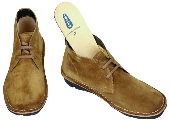 Wolky 9040 bottines geel