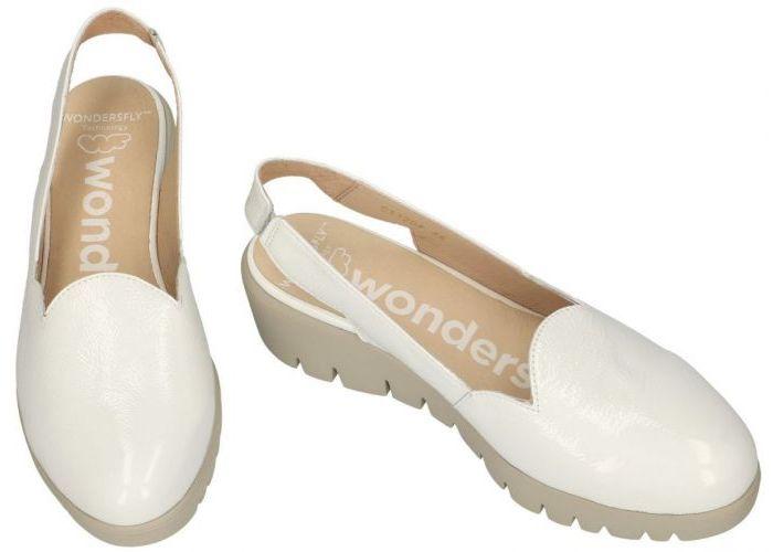 Wonders C-33204 ballerina's & mocassins wit