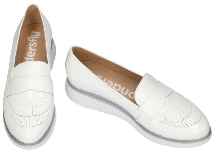 Wonders 10503 mocassins - loafers wit