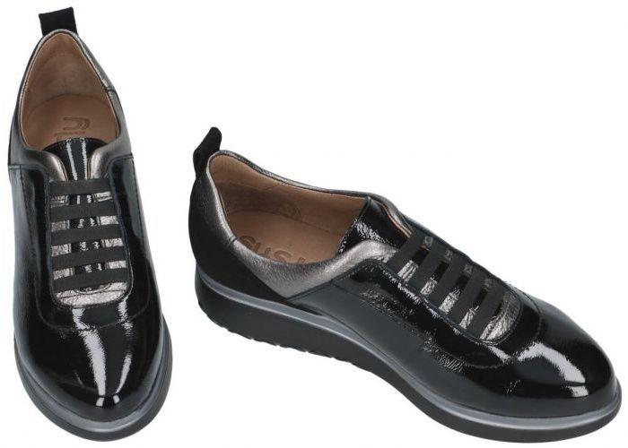 Wonders A-9712 sneakers  zwart
