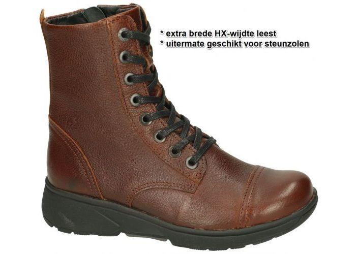 Damesschoenen Xsensible LAARZEN RIGA - 30203.3.330 HX Bruin