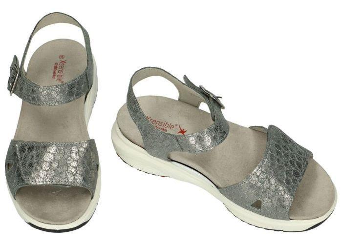 Xsensible SYROS 30304.5.485 H  sandalen zilver