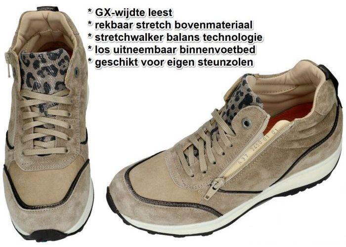 Xsensible LAVIANO 30105.5.530 GX sneakers  beige