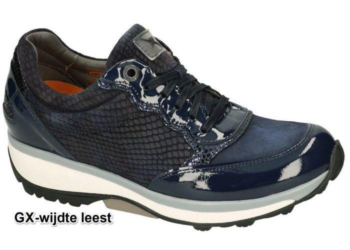 Damesschoenen Xsensible SNEAKERS  Carrara 30100.2.207 GX Blauw Donker