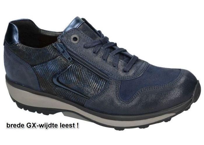Damesschoenen Xsensible SNEAKERS  JERSEY 30042 - GX Blauw Donker