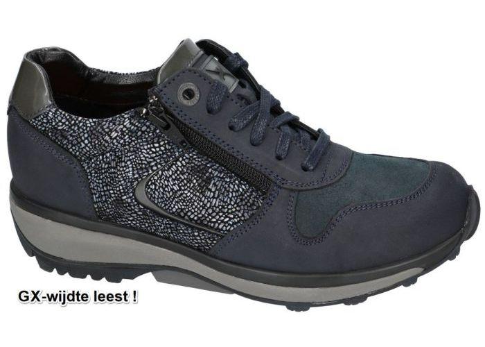 Xsensible JERSEY 30042.2.261 GX sneakers  blauw donker
