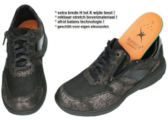 Xsensible TOKIO 30201.2.861 HX sneakers  brons