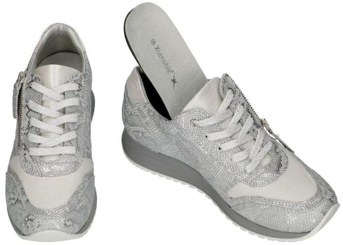 Xsensible MARTE 10170.3.901 HX sneakers  zilver