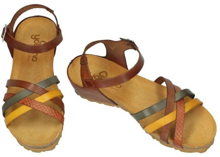 Yokono MONACO-045 sandalen multicolor
