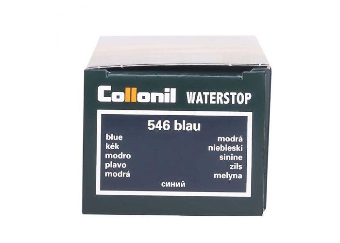 Collonil waterstop colours tube 75ml kleur/glans blauw donker