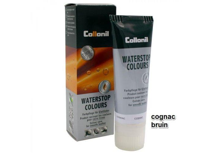 Collonil KLEUR/GLANS waterstop colours tube 75ml Cognac/caramel