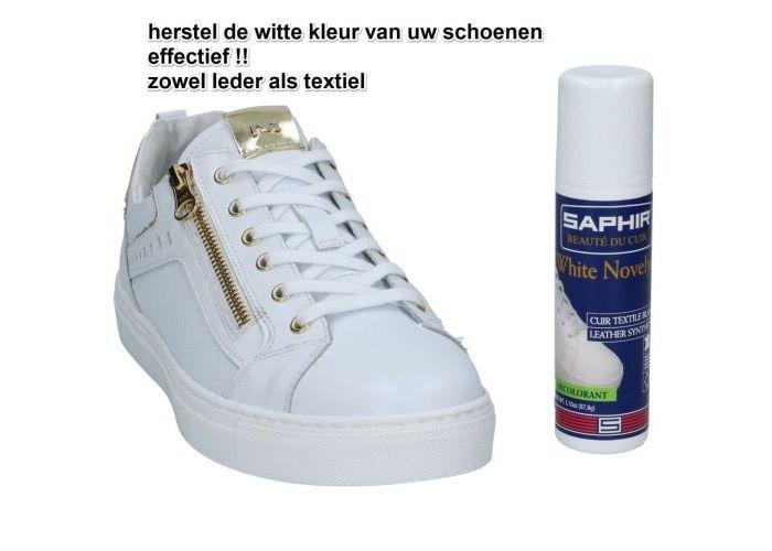 Saphir  WHITE NOVELYS 75ml kleur/glans wit
