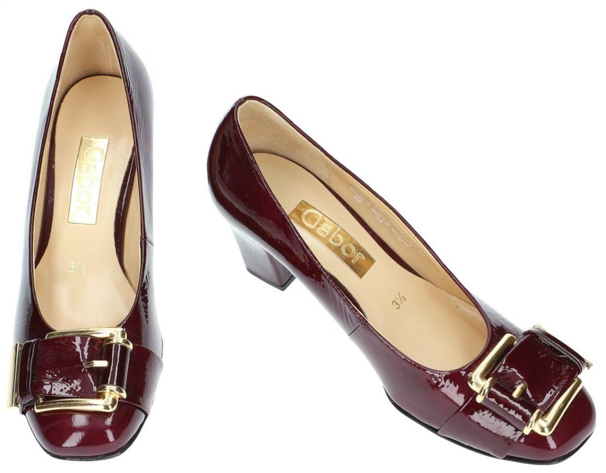 kaufen riesige Auswahl an abholen Gabor 71.110.90 pumps bordeaux - schoenen | Schoenen Karo