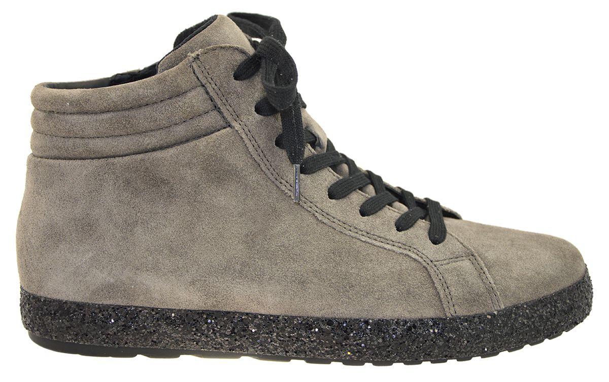 Sportief SchoenenKaro 435 Gabor 88 56 Sneaker Taupe RcL35Aj4qS