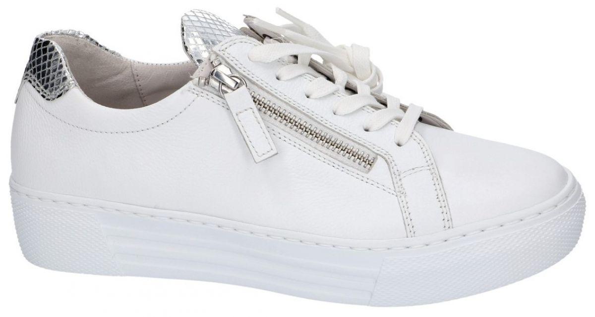 Gabor 86.468.50 sneaker sportief wit schoenen | Schoenen Karo