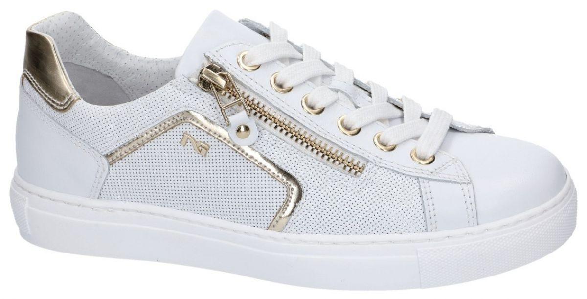 knap best verkoop uk Nero Giardini P805262D sneaker-sportief wit - schoenen ...