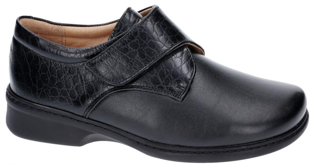 Noir De Chaussures De Confort h3V28